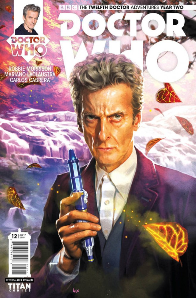 Doctor Who The Twelfth Doctor Year Two #12