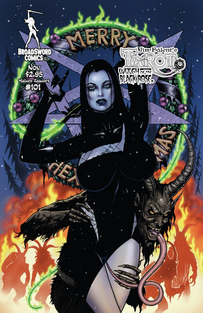 Tarot Witch Of The Black Rose » Download Free CBR, CBZ