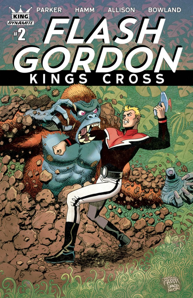 Flash Gordon - Kings Cross #2