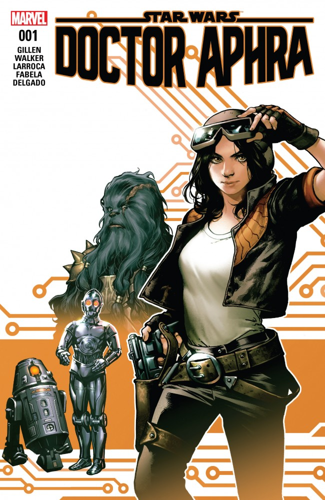 Star Wars - Doctor Aphra #1