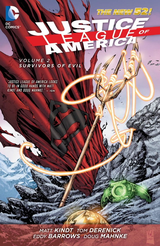 Justice League of America Vol.2 - Survivors of Evil