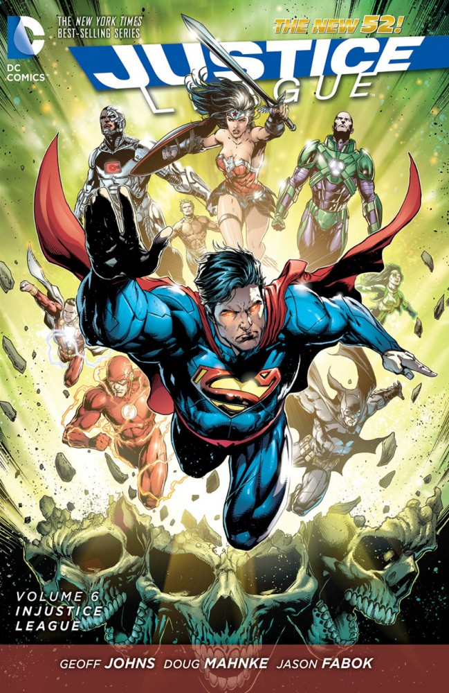 Justice League Vol.6 - Injustice League