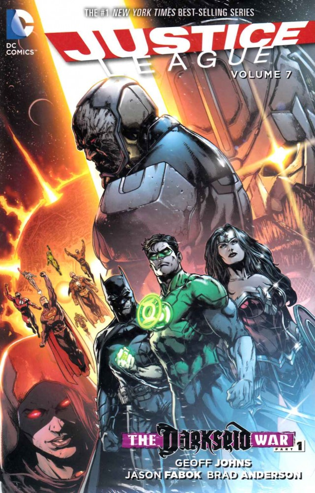 Justice League Vol.7 - Darkseid War