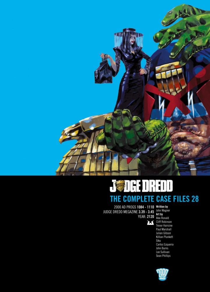 Judge Dredd - The Complete Case Files Vol.28