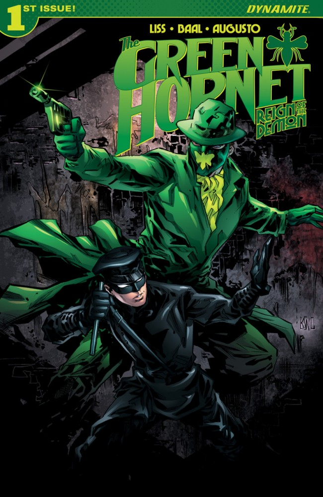 The Green Hornet - Reign of the Demon #1