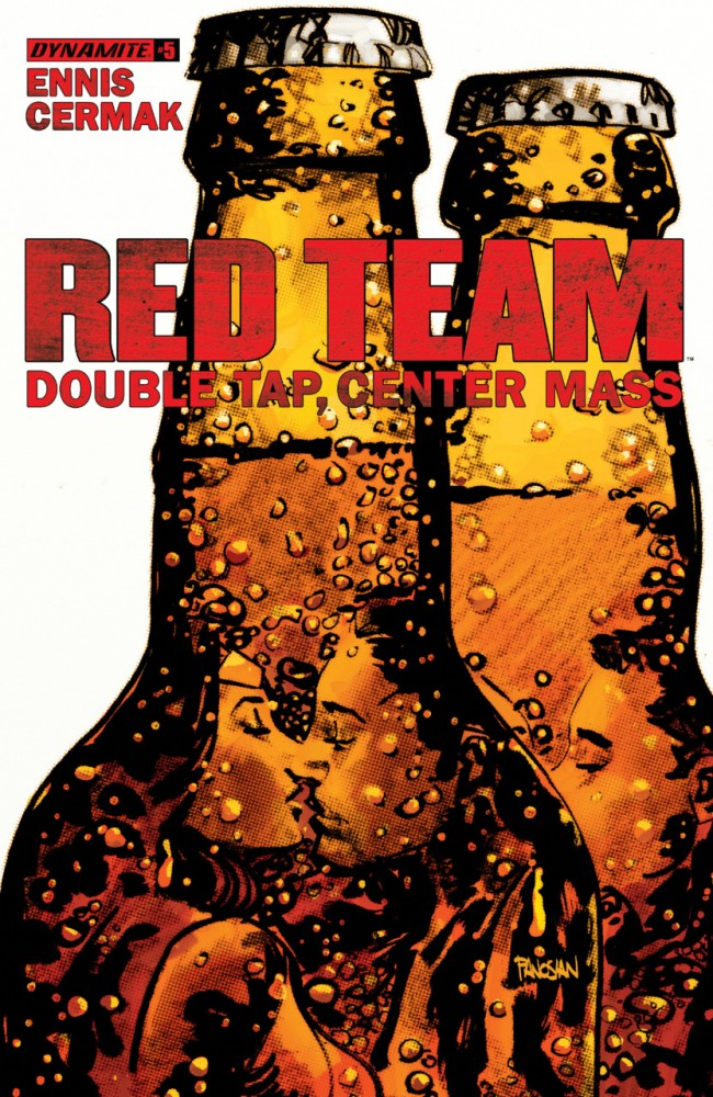 Red Team - Double Tap, Center Mass #5
