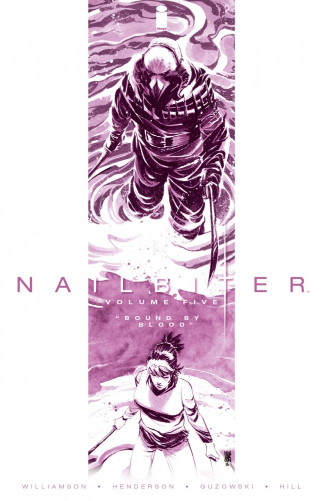Nailbiter Vol.5 - Bound by Blood