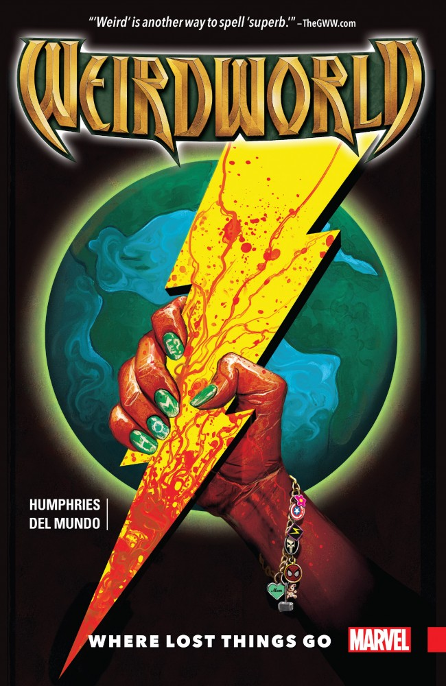 Weirdworld Vol.1 - Where Lost Things Go