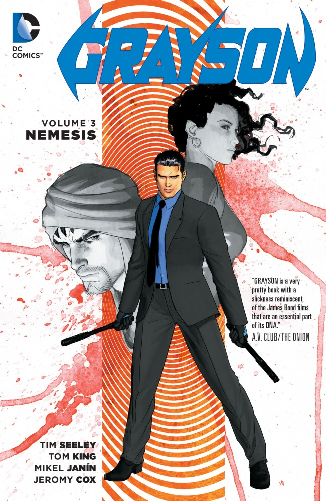 Grayson Vol.3 - Nemesis