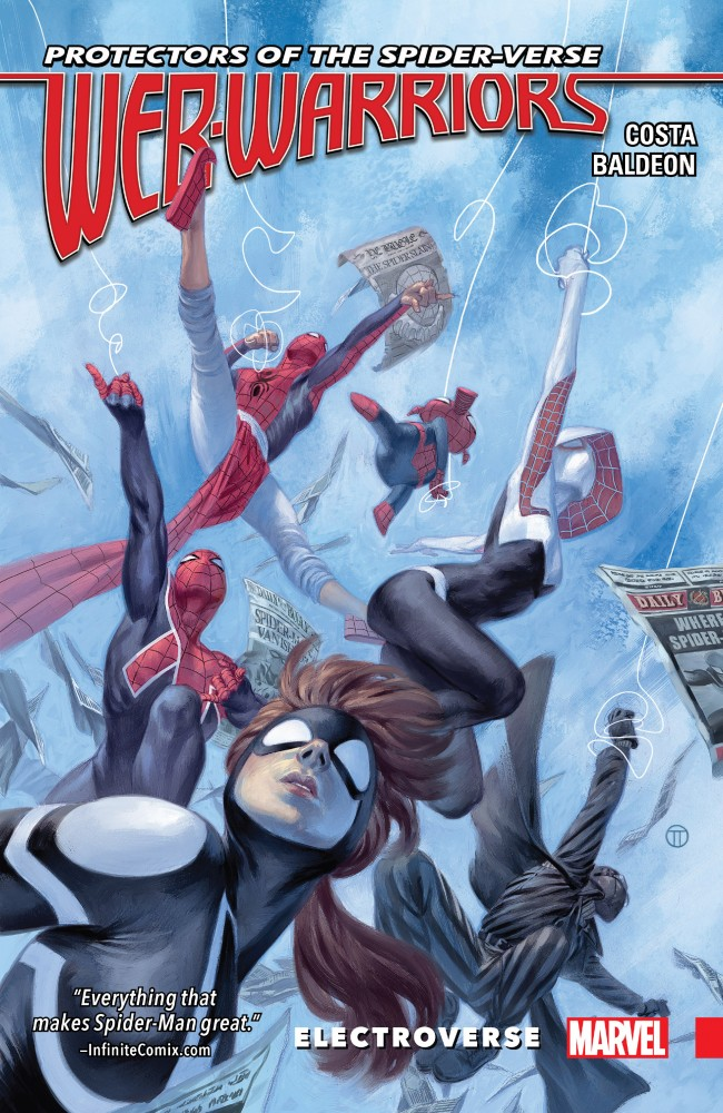 Web Warriors of the Spider-Verse Vol.1 - Electroverse