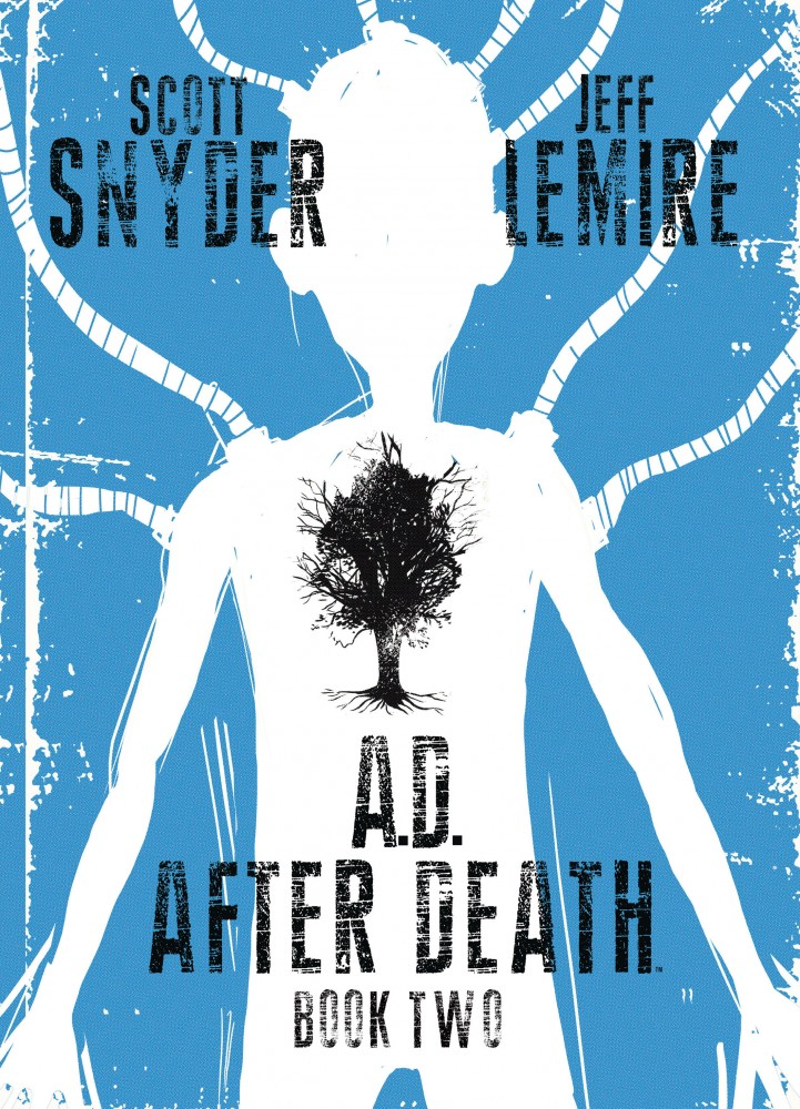 A.D. - After Death Book 2