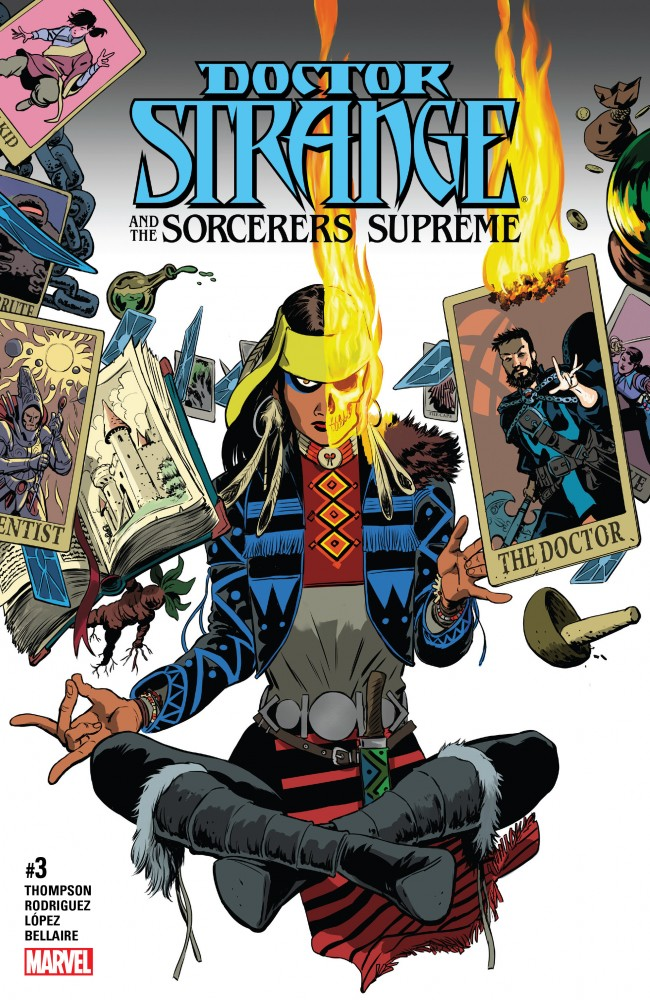 Doctor Strange and the Sorcerers Supreme #03
