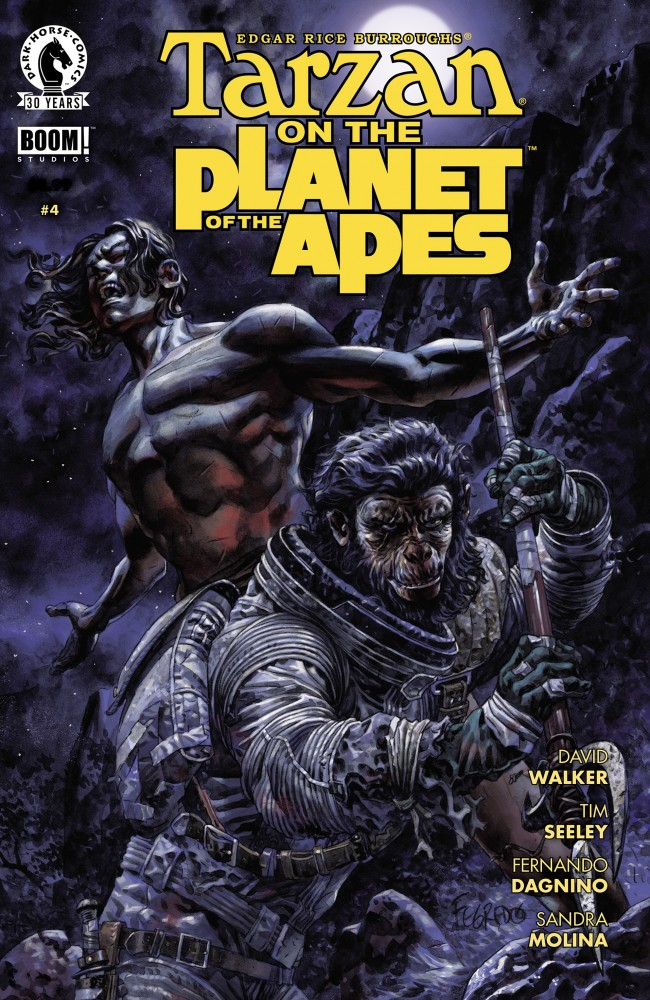 Tarzan on the Planet of the Apes #04