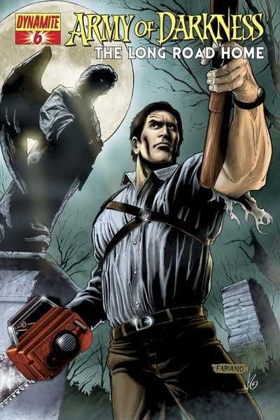 Army of Darkness #6 - The Long Road Home