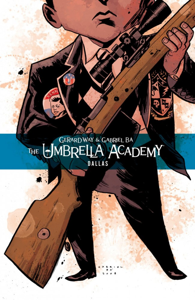Umbrella Academy Vol.2 - Dallas