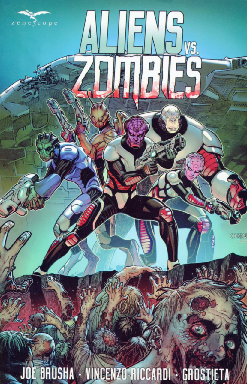 Aliens vs Zombies Vol.1 - TPB