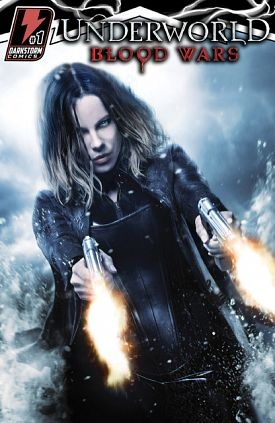 Underworld – Blood Wars – The Official Movie Graphic Novel #1