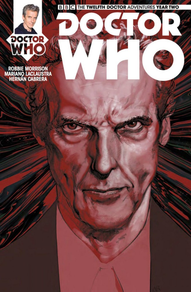 Doctor Who - The Twelfth Doctor Year Two #13