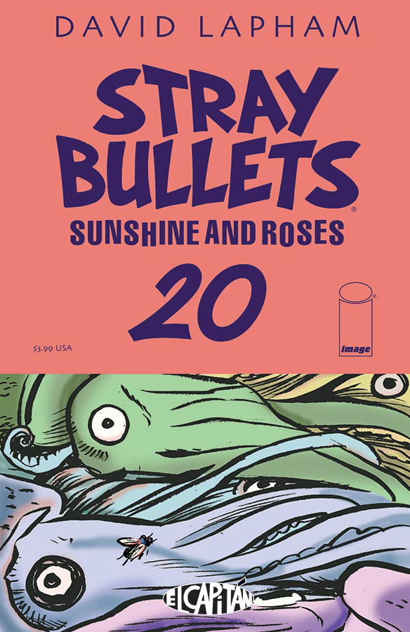 Stray Bullets - Sunshine & Roses #20