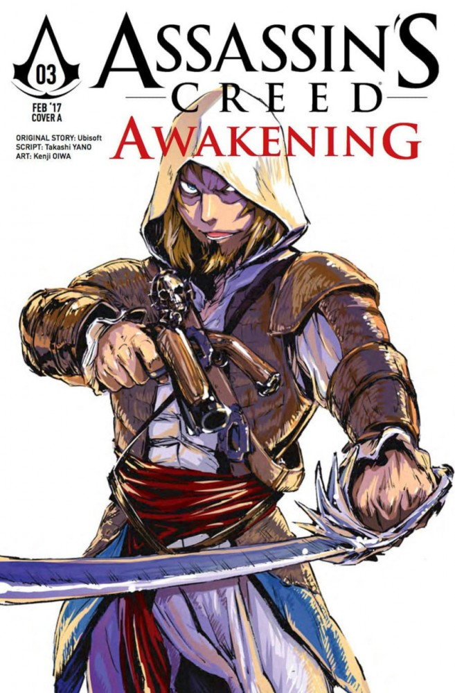 Assassin's Creed - Awakening #3