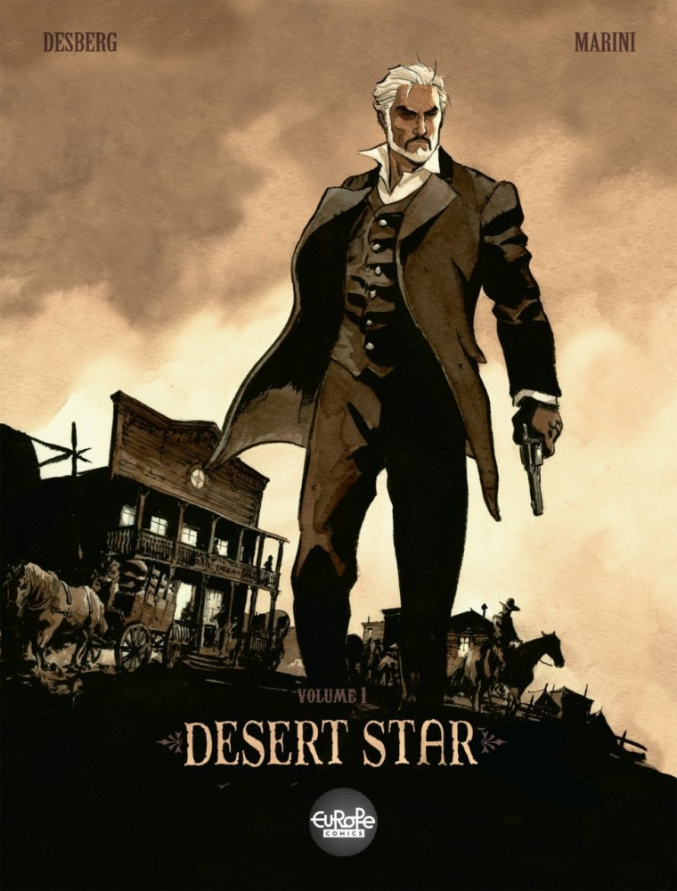 Desert Star Vol.1