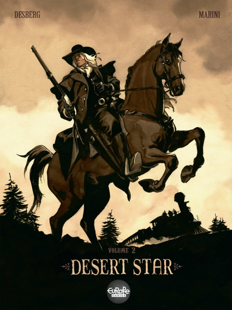 Desert Star Vol.2