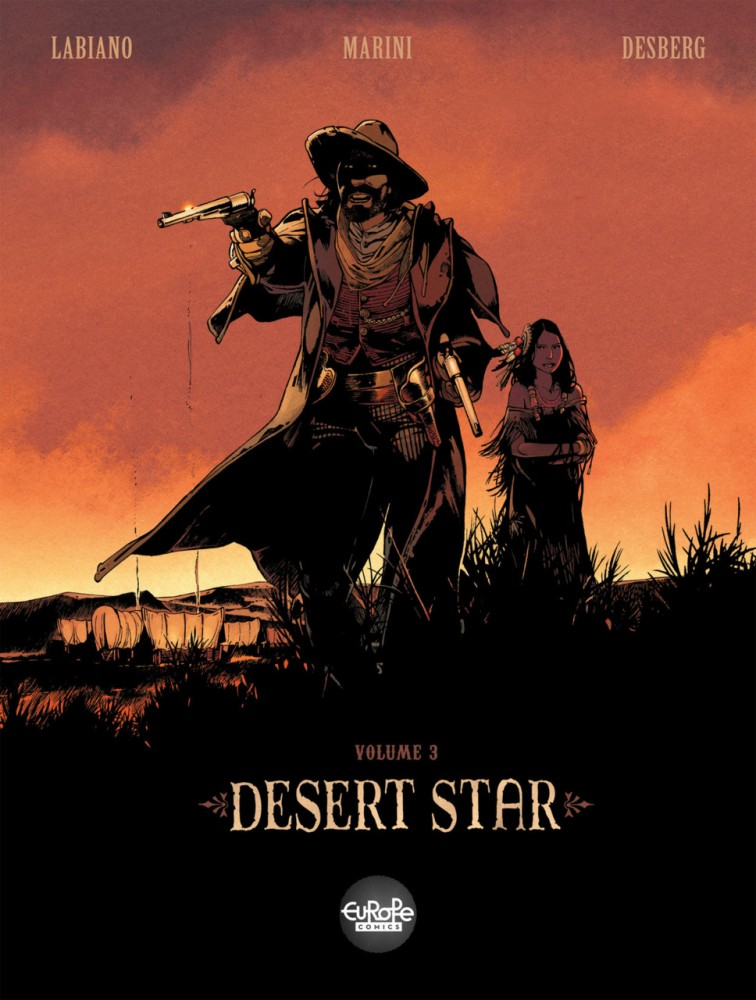 Desert Star Vol.3