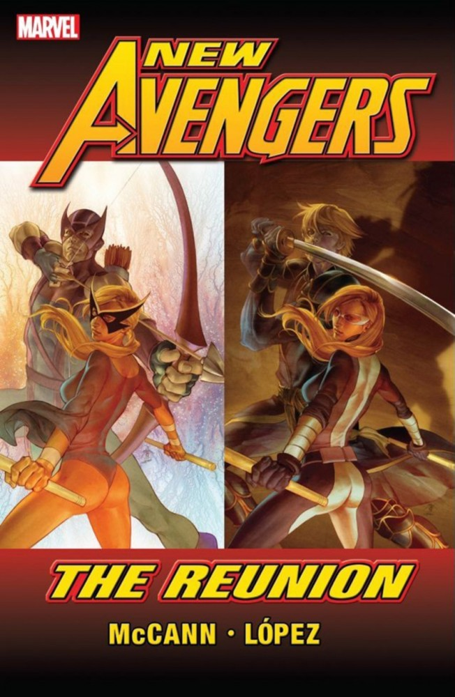 New Avengers - The Reunion #1 - TPB