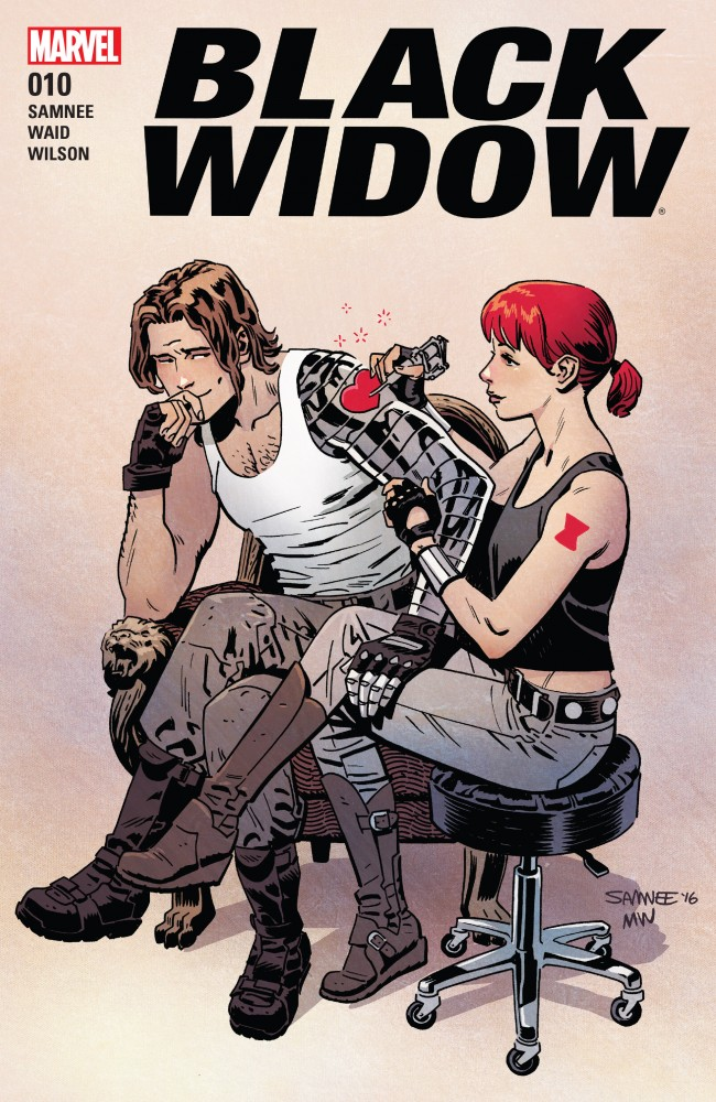 Black Widow #10
