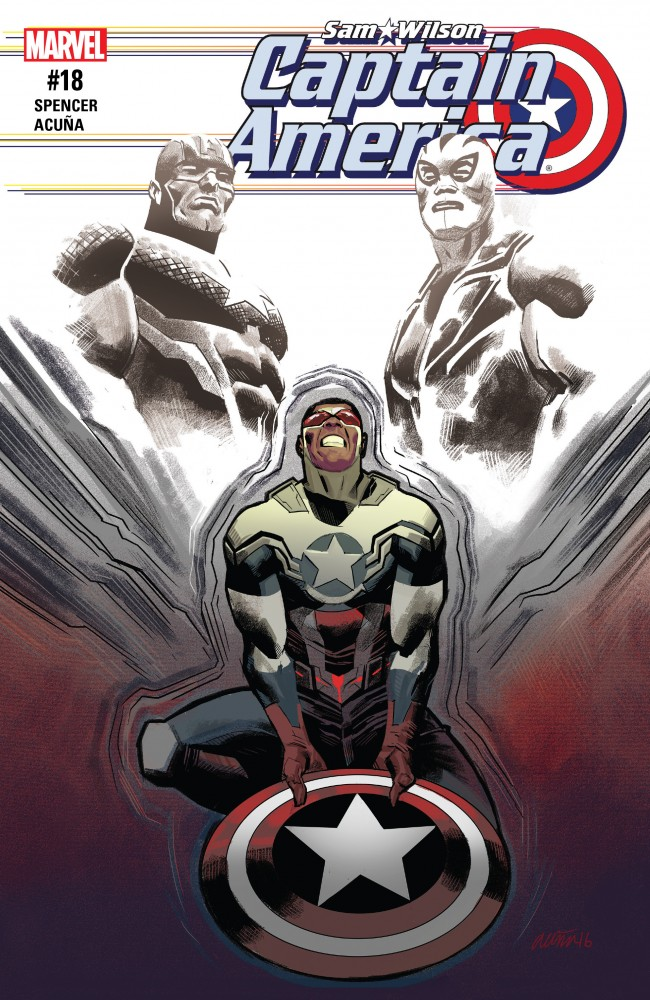 Captain America - Sam Wilson #18