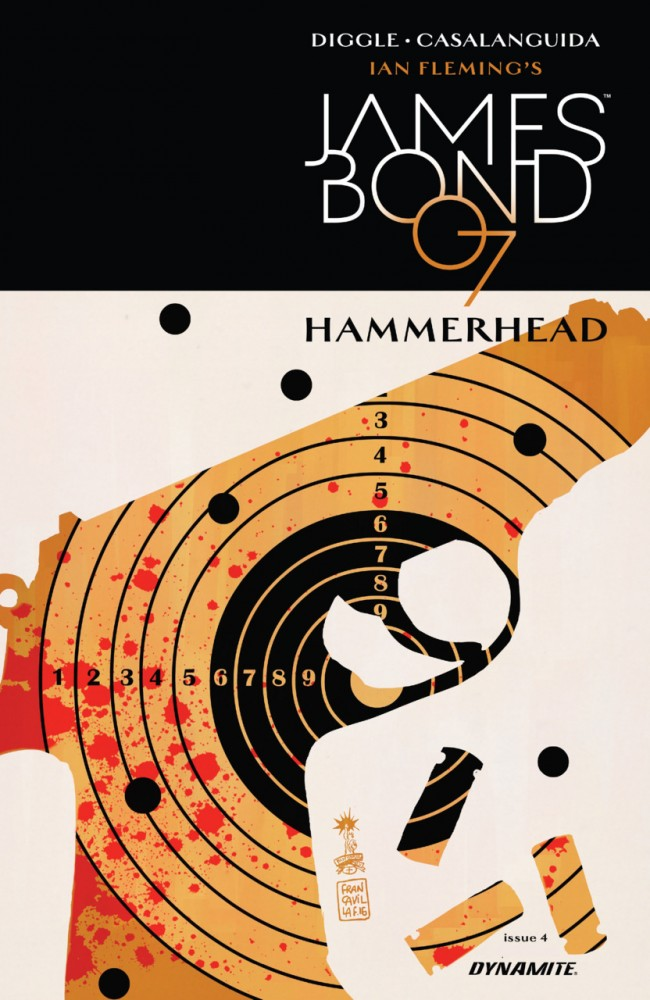 James Bond - Hammerhead #4