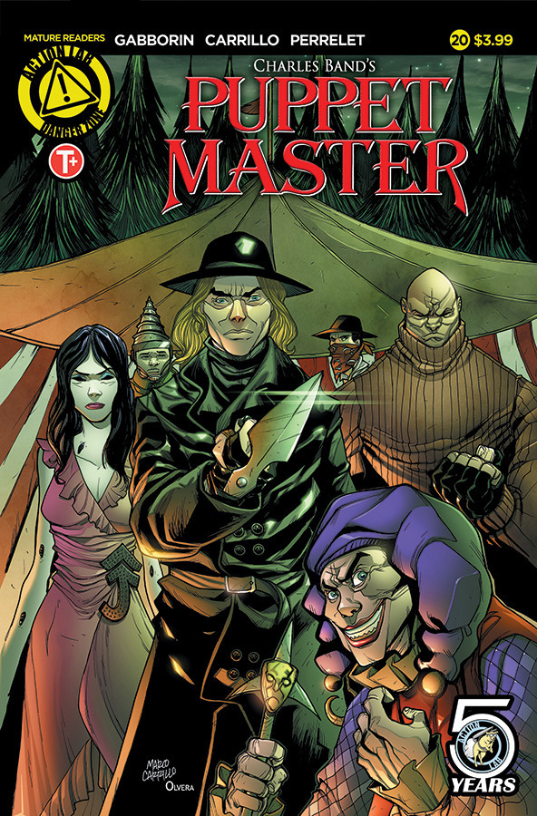 Puppet Master #20
