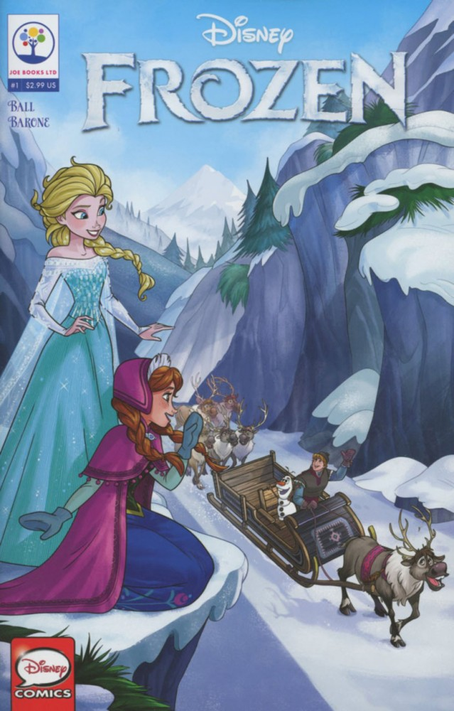 Disney Frozen #1