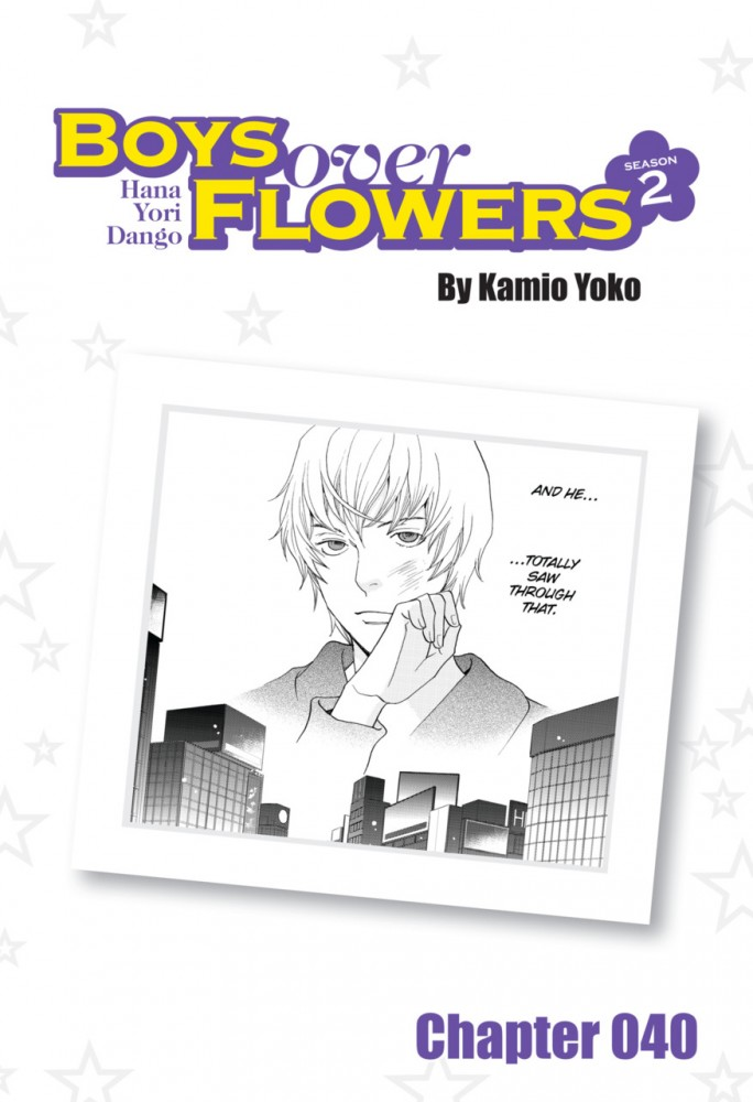 Boys Over Flowers Season #2 - Chapter 40
