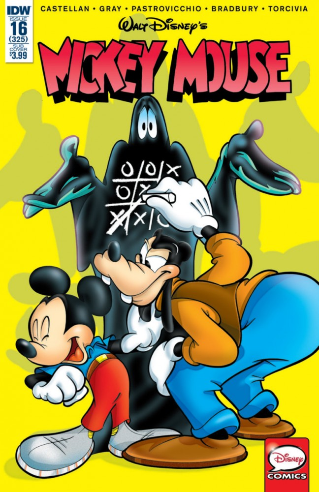 Mickey Mouse #16