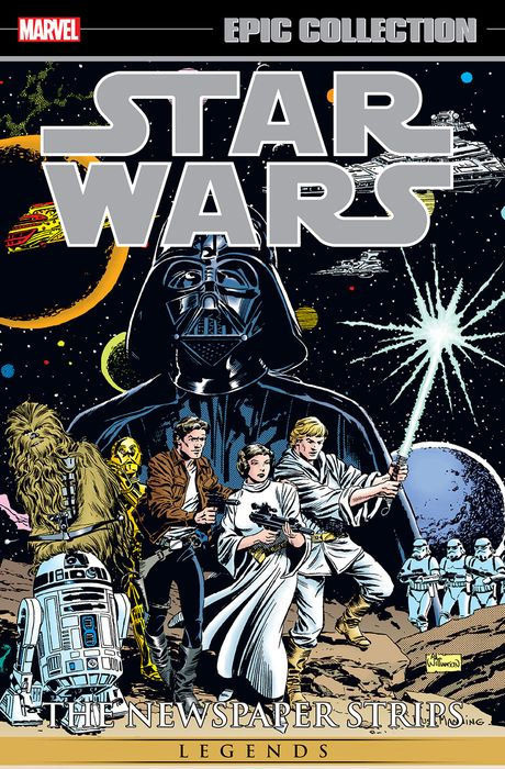 Star Wars Legends Epic Collection - The Newspaper Strips Vol.1