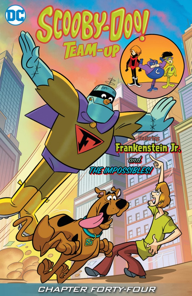 Scooby-Doo Team-Up #44