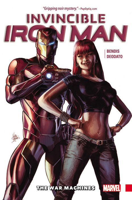 Invincible Iron Man Vol.2 - The War Machines