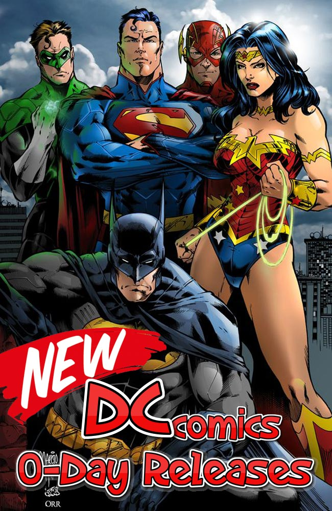 DC comics week 20.06.2018, week 25)
