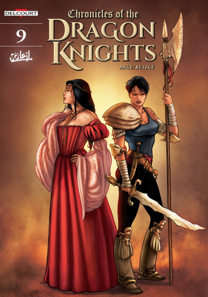 Chronicles of the Dragon Knights Vol.9 - Blinded