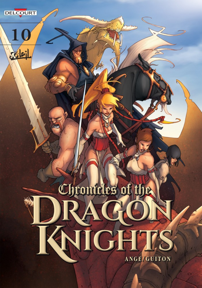 Chronicles of the Dragon Vo.10 - Knights Toward the Light