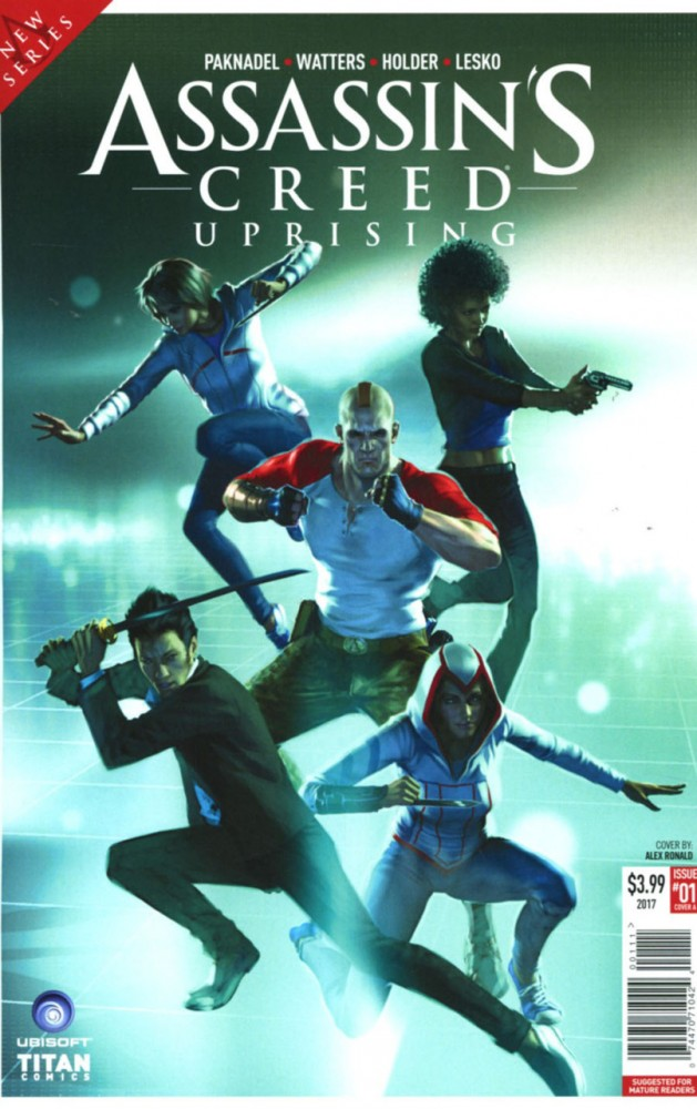 Assassin's Creed - Uprising #1