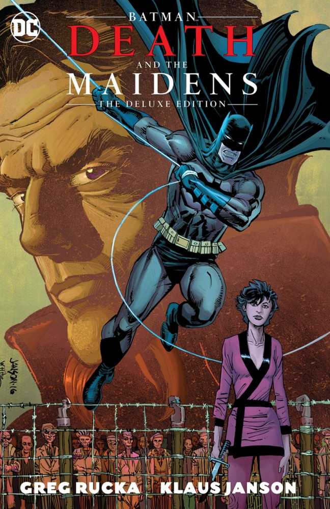 Batman - Death & the Maidens - Deluxe Edition #1 - HC