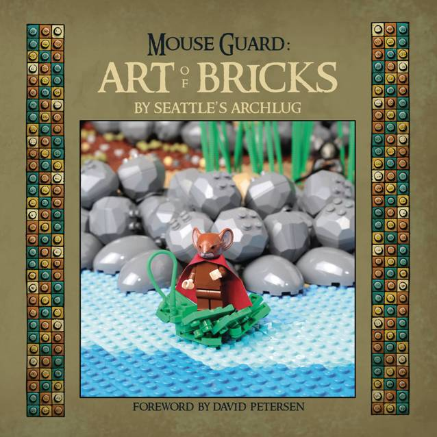 Mouse Guard - Art of Bricks