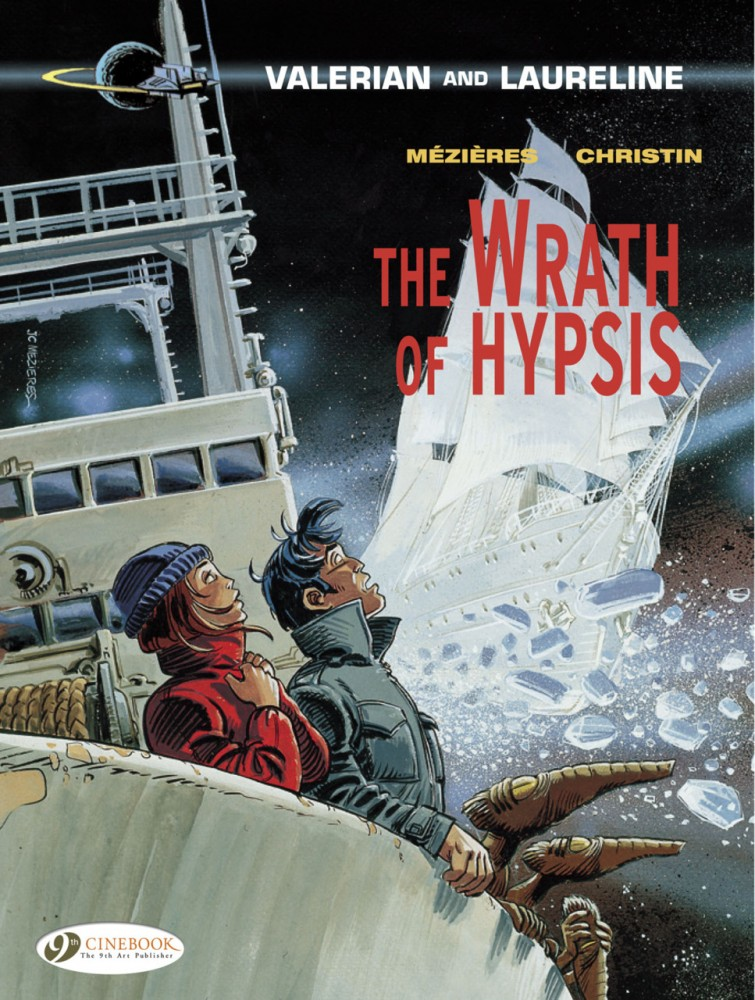 Valerian and Laureline #12 - The Wrath of Hypsis