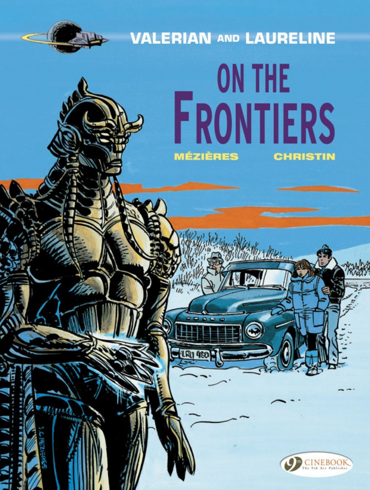 Valerian and Laureline #13 - On the Frontiers