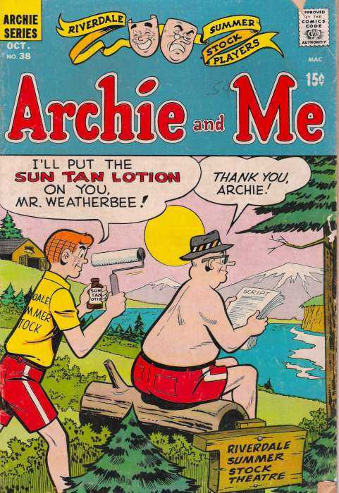 Archie and Me #38