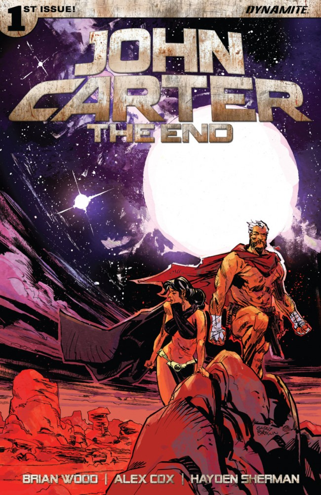 John Carter - The End #1