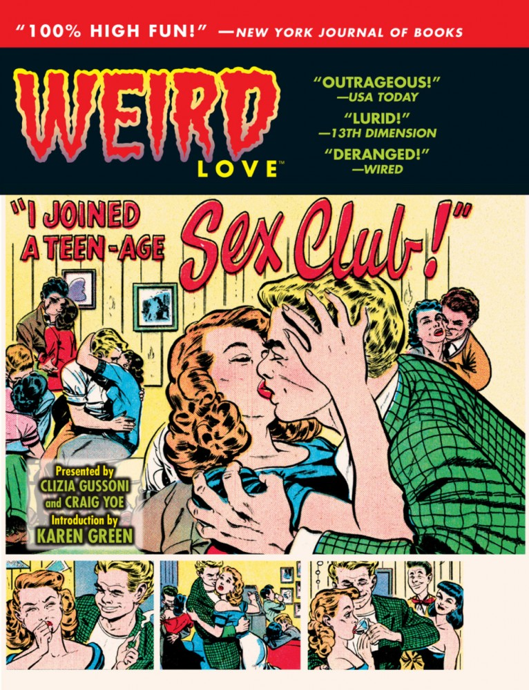 Weird Love Vol.3 - I Joined A Teen-Age Sex Club