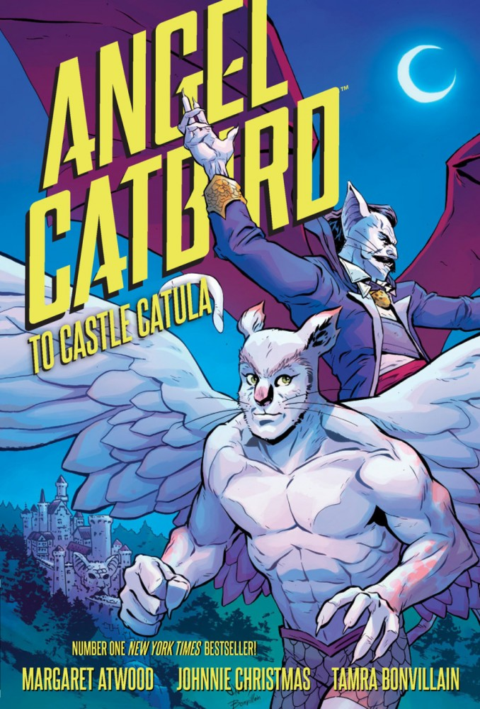 Angel Catbird Vol.2